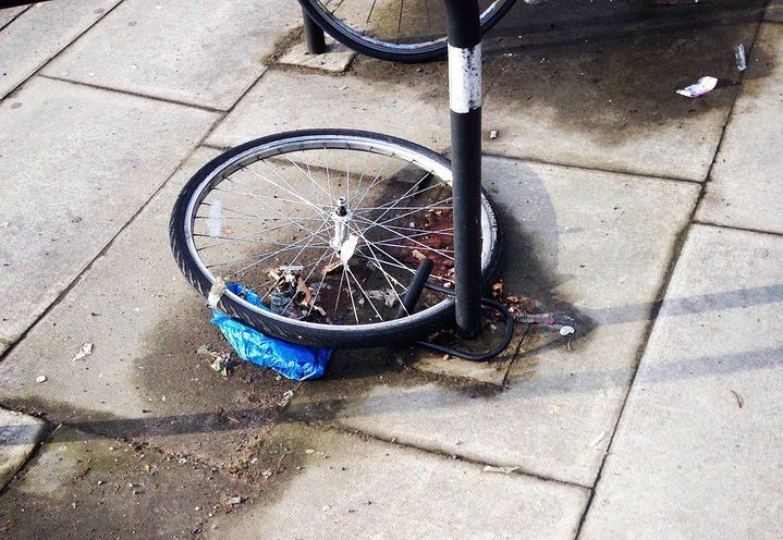 Vol de vélo : Aide-toi et le ciel t'aidera