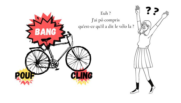 Quand les vélos nous parlent